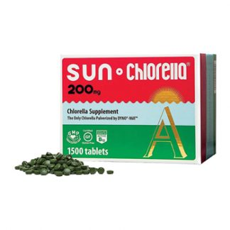 Sun Chlorella 1500 Tablete
