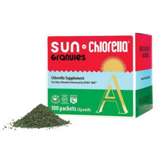 Sun Chlorella Granule