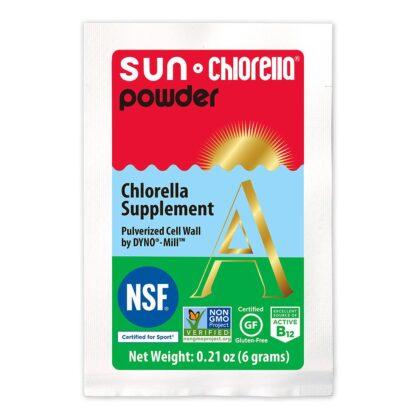Sun Chlorella Pudra